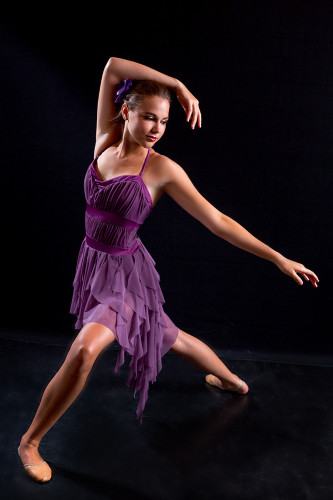 Dancer Portrait Photo