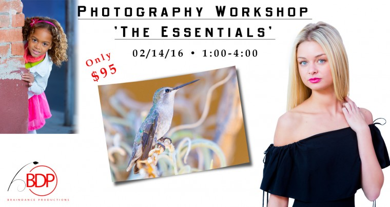Photography Workshop - The Essentials
